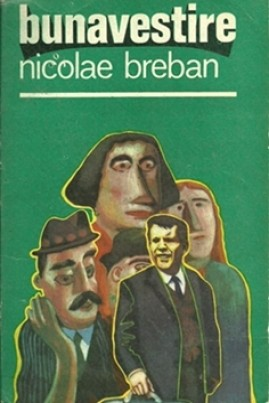 <i>Bunavestire</i> - Nicolae Breban