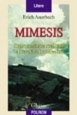 <i>Mimesis: Reprezentarea realității în literatura occidentală</i> - Erich Auerbach