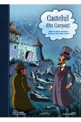 <i>Castelul din Carpați (Album de benzi desenate. Adaptare după Jules Verne)</i> - Jules Verne