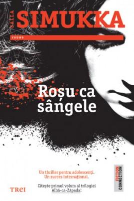 <i>Roşu ca sângele</i> - Salla Simukka