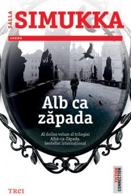 <i>Alb ca zăpada</i> - Salla Simukka