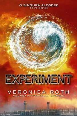 <i>Experiment (Divergent III)</i> - Veronica Roth