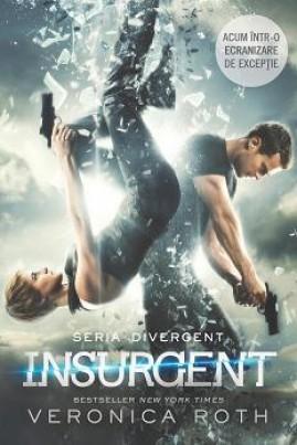 <i>Insurgent (Divergent II)</i> - Veronica Roth