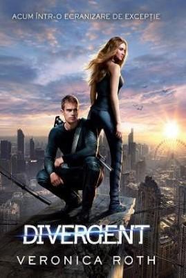 <i>Divergent (Divergent I)</i> - Veronica Roth