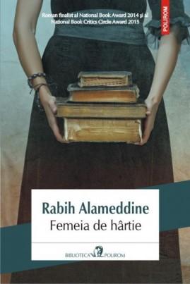<i>Femeia de hârtie</i> - Rabih Alameddine