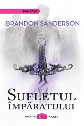 <i>Sufletul împăratului</i> - Brandon Sanderson