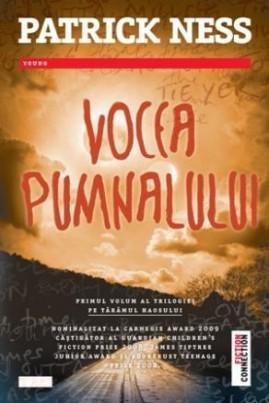 <i>Vocea pumnalului</i> - Patrick Ness