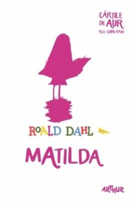 <i>Matilda</i> - Roald Dahl