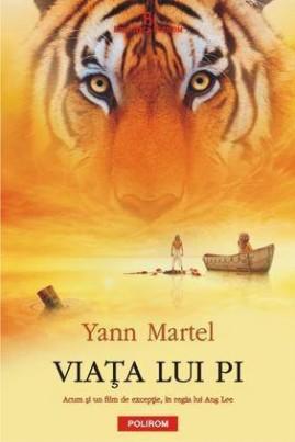 <i>Viața lui Pi</i> - Yann Martel