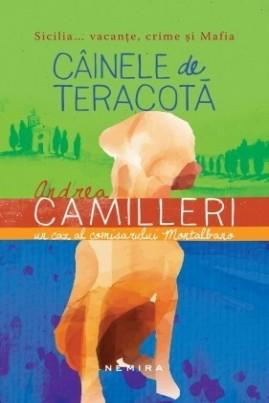 <i>Câinele de teracotă (ediția 2014)</i> - Andrea Calogero Camilleri