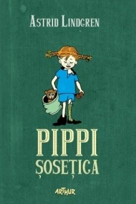 <i>Pippi Șosețica</i> - Astrid Lindgren