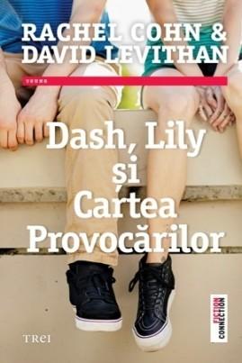 <i>Dash, Lily şi Cartea Provocărilor</i> - David Leviathan
