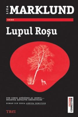 <i>Lupul Roșu</i> - Liza Marklund