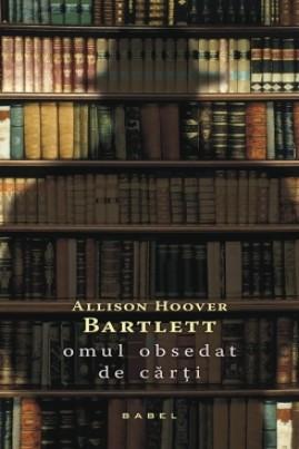 <i>Omul obsedat de cărți</i> - Allison Hoover