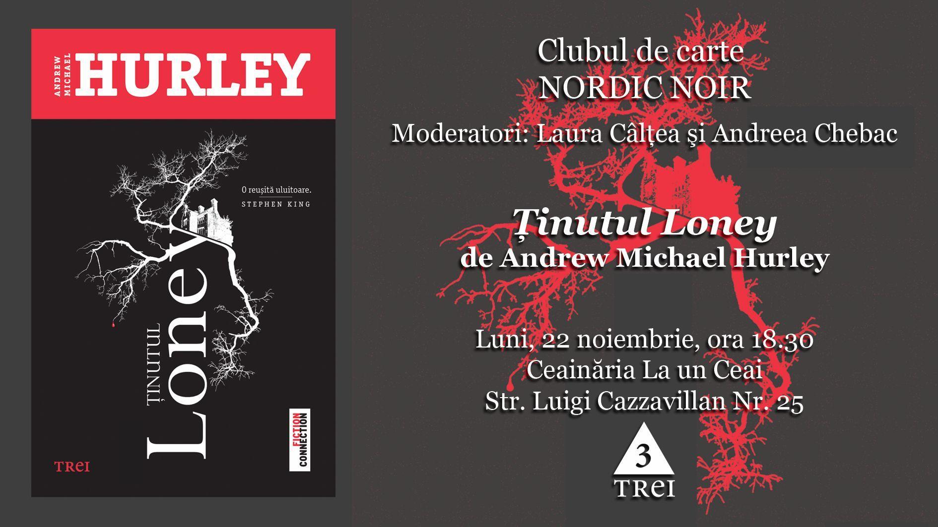 """Clubul de carte Nordic Noir: """"Ținutul Loney"""", de Andrew Michael Hurley"""