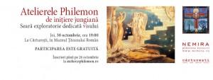 Primul Atelier PHILEMON, seară exploratorie dedicată visului