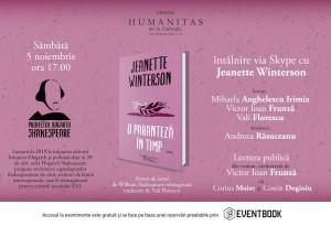 """Hogarth Shakespeare: """"O paranteză în timp"""", de Jeanette Winterson"""