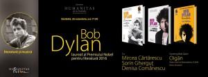 Despre Bob Dylan cu Mircea Cărtărescu, Sorin Gherguț și Oigăn