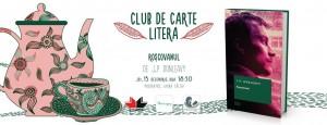 """Club de carte Litera #25. Ediție aniversară și """"Roșcovanul"""", de J.P. Donleavy"""