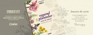 """""""Regatul Plantelor"""" - Lansare de carte."""