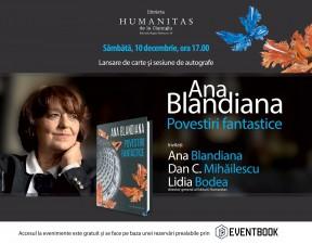 Ana Blandiana şi invitaţii săi la Humanitas Cişmigiu
