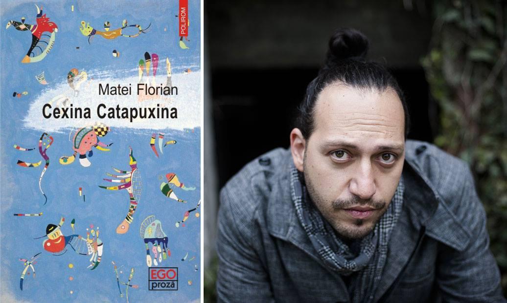 """Nicoleta Lefter&Matei Florian citesc din """"Cexina Catapuxina"""""""