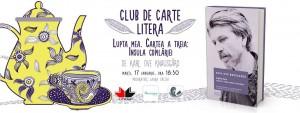 """Club de carte Litera #26: """"Lupta mea. Insula copilăriei"""", de Karl Ove Knausgård"""
