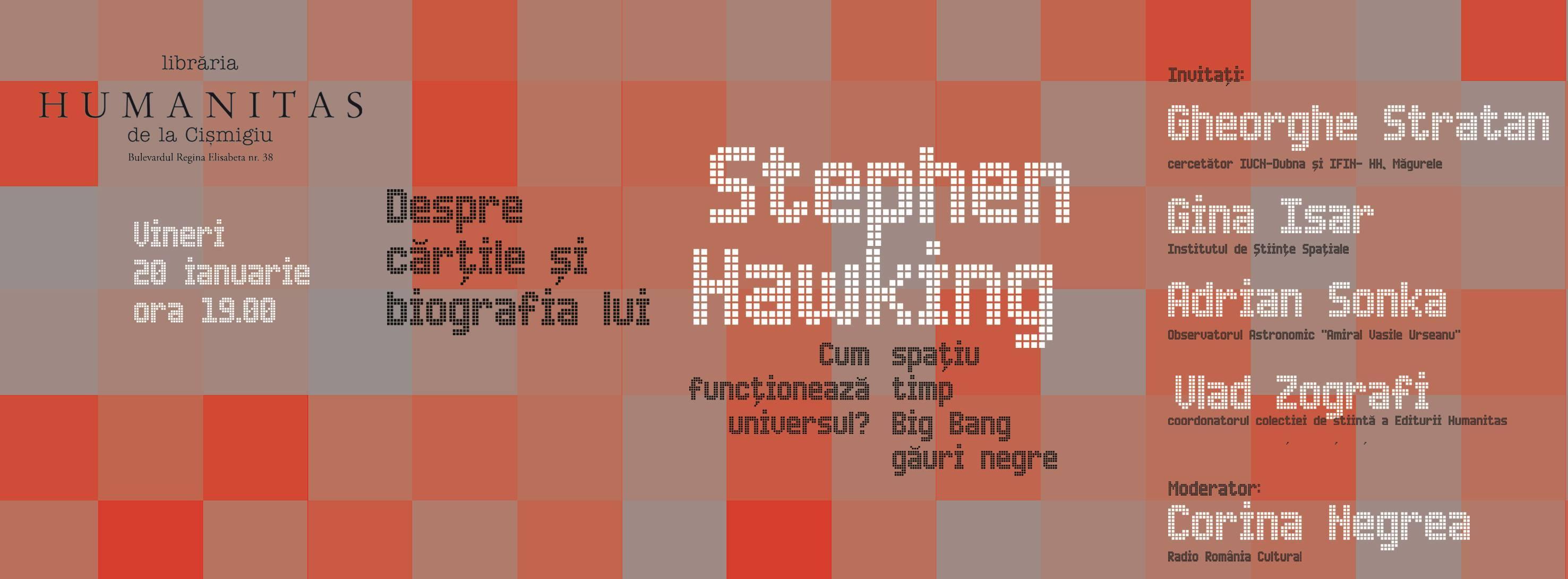 Cum funcționează universul? Dialog inspirat de Stephen Hawking