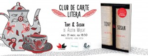 "Club de carte #28: ""Tony & Susan"", de Austin Wright"