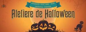 Ateliere de Halloween la Cărturești
