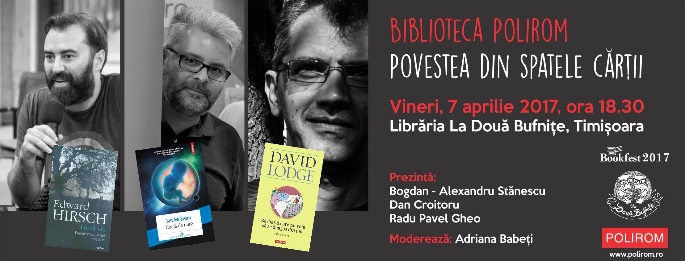 Biblioteca Polirom. Povestea din spatele cărții
