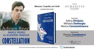 "Lansare Adrien Bosc - ""Constellation"""
