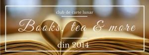 "Books, tea & more. ""Arta de a cere"" - 26 aprilie 2017"