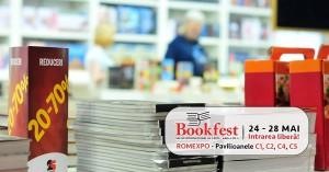 Salonul Internațional de Carte Bookfest, ediția a XII-a