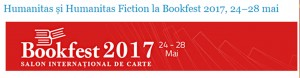 Humanitas și Humanitas Fiction la Bookfest 2017, 24–28 mai