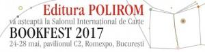 Evenimente Polirom la Bookfest 2017