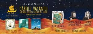 Lansarea colecției Humanitas Junior & atelier de pictură