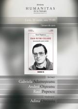 """Lansare de carte - """"Ioan Petru Culianu. Ipostazele unui eretic"""""""