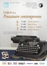 Prozatoarele: Invitată Veronica D. Niculescu