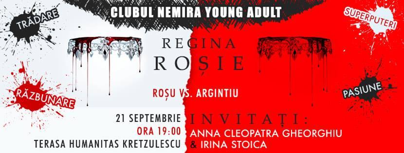 Clubul Nemira Young Adult: Roșu VS. Argintiu