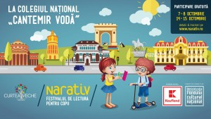 Narativ - Festivalul de lectură pentru copii, ediția a III-a