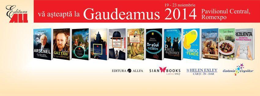 Editura All la Gaudeamus 2014