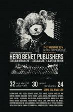 Editura Herg Benet la Gaudeamus 2014