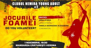 Clubul Nemira Young Adult #2: Do you volunteer?
