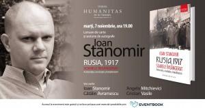 """""""Rusia, 1917"""": o carte esențială despre catastrofa sovietică"""