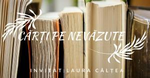 Cărți pe nevăzute la Ceainăria Respiro