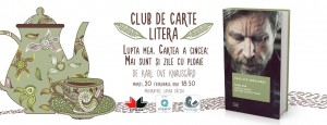 """Club de carte Litera #39: """"Mai sunt și zile cu ploaie"""", de Karl Ove Knausgård"""