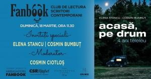 """Fanbook: """"Acasă pe drum"""", de Elena Stancu și Cosmin Bumbuț"""