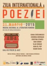 Gala De Poezie & Jazz - Ziua Internațională a Poeziei