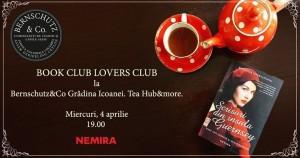 """""""Scrisori din insula Guernsey"""" – Book Club Lovers Club"""